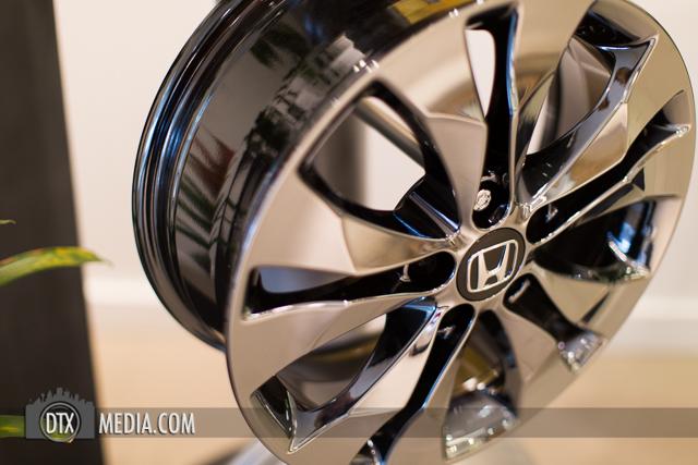 Burleson Honda Wheel