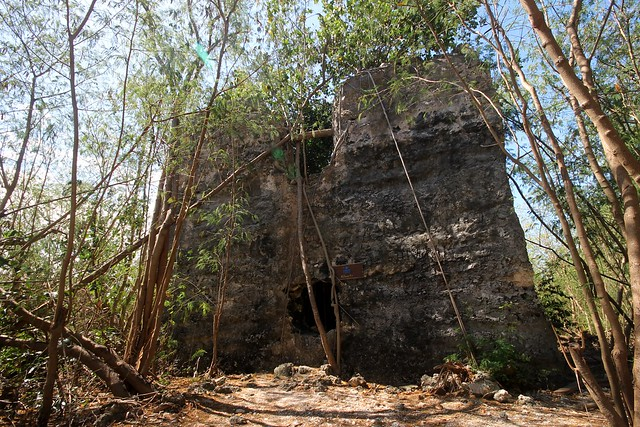 Spanish Watchtower at Sumilon Island