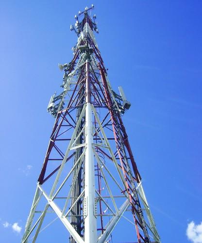 Torre Movilnet Faja Petrolífera del Orinoco
