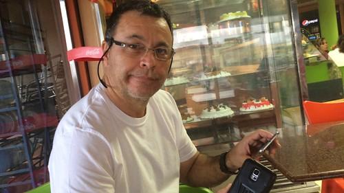 Edgar Herrera Samsung Galaxy S5 Vs nuevos Galaxy S6