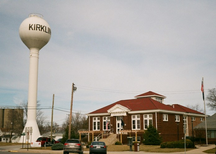 Kirklin Carnegie Library