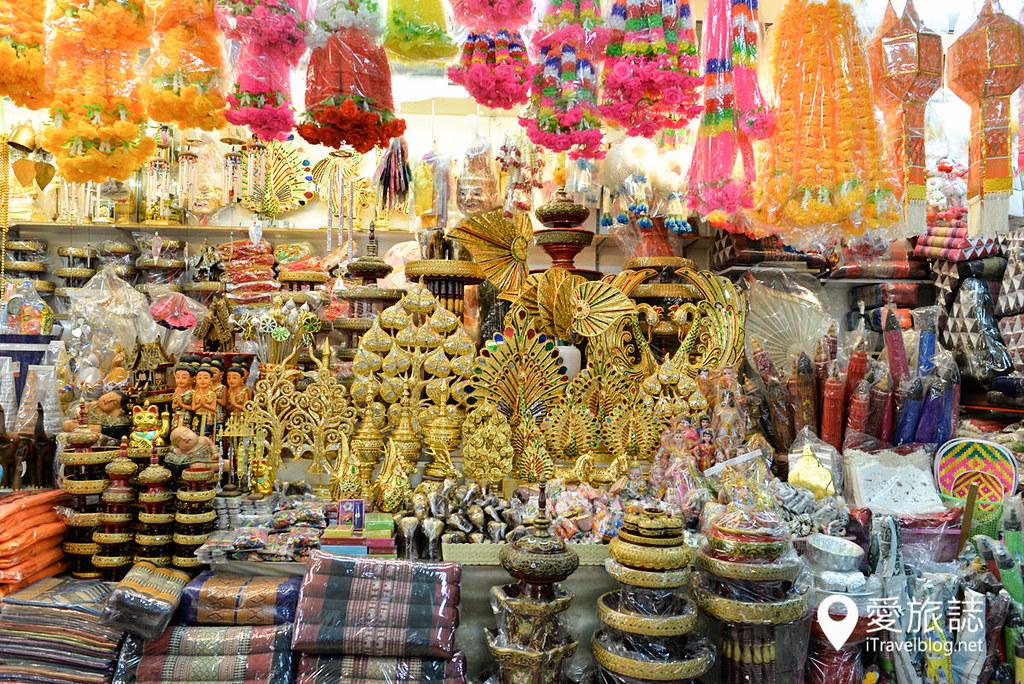 清迈市集 龙眼市场 Ton Lam Yai Market 07
