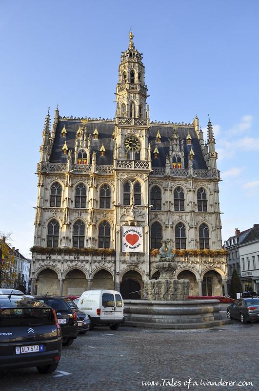 OUDENAARDE - Stadhuis van Oudenaarde
