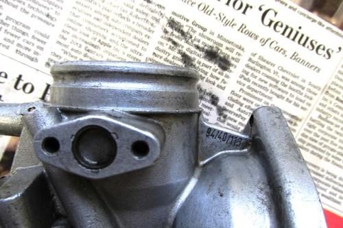 Bing Carburetor Model 94/40/113