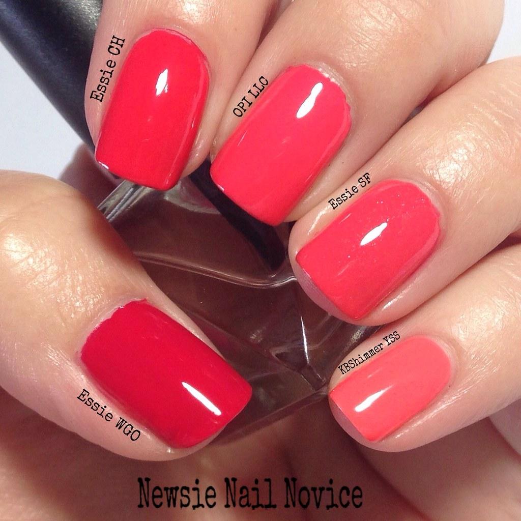 Live Love Nail Polish