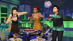 Les Sims 4 Soirées de luxe