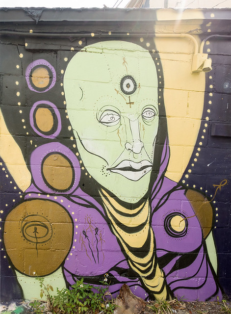 Street Art - St Petes 19