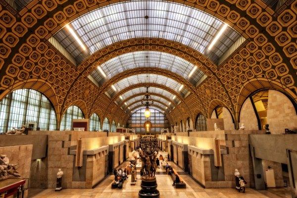 Musee 'orsay Paris France - Sharing