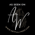 Artfully Wed Wedding Inspiration blog creative artistic fine art film photography featured published destination