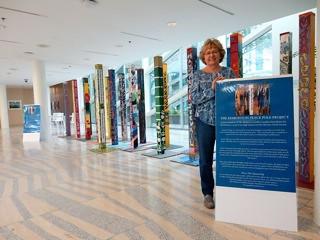 Edmonton Canada Peace Pole Project - CNV 2016 (1)