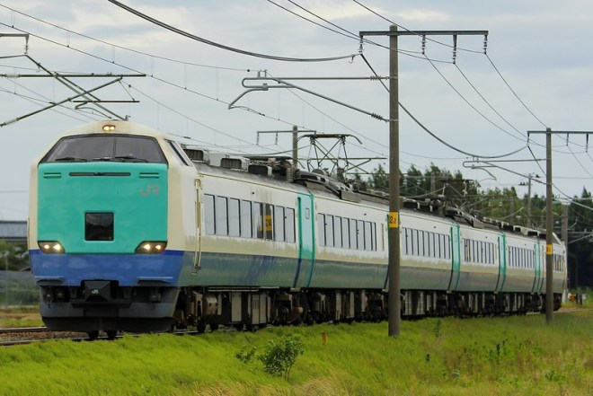"Series 485 Type-3000 (R24) Ltd.Ex. ""Hokuetsu"""