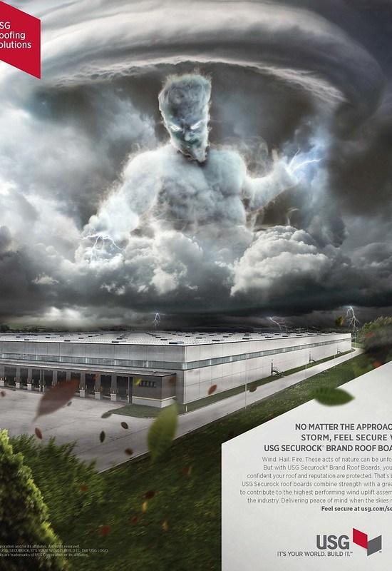 USG Corporation - Storm