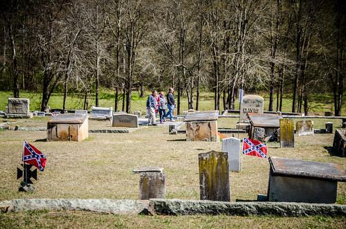 Laurens Cemetery Tour-27