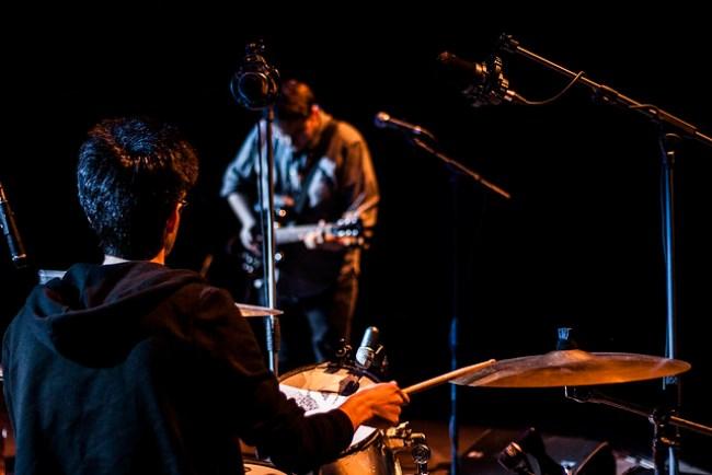 Uzeda + Babau + Autunno (Anfiteatro Fausto 28/05/15)