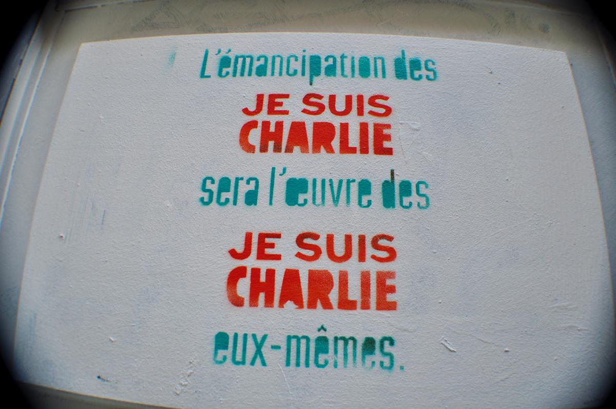 L'émancipation des JE SUIS CHARLIE sera l'oeuvre des JE SUIS CHARLIE eux-mêmes