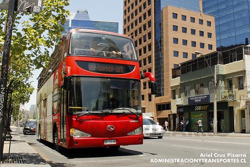 Turistik - Santiago - King Long XMQ6111GS (BDFH48)