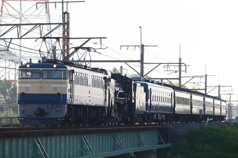 EF65-501+D51-498+PC  Forward