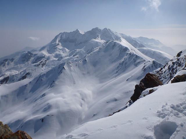 Panorama di vetta