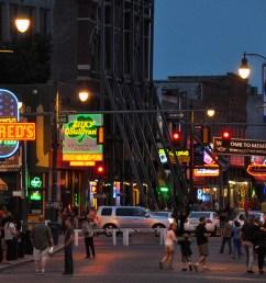city people music food usa musicians architecture fun neon outdoor memphis tennessee blues neonlights nightshots bealestreet [ 1200 x 800 Pixel ]