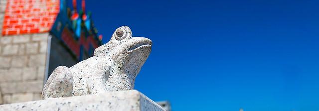 馬祖.樸素地美麗著-北竿芹壁天后宮蛙神 – 阿山的攝影生活網誌