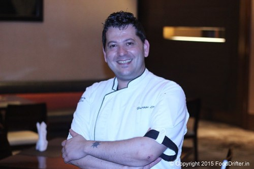Chef Guiseppe Lioce
