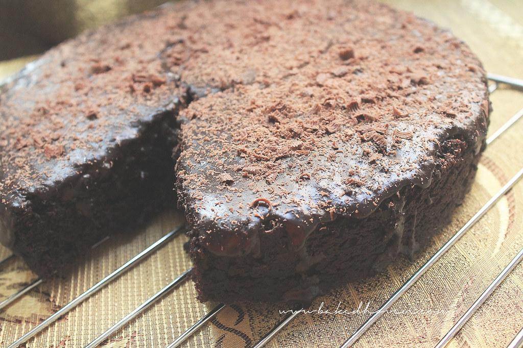 Chocolate Mayonnaise Cake1