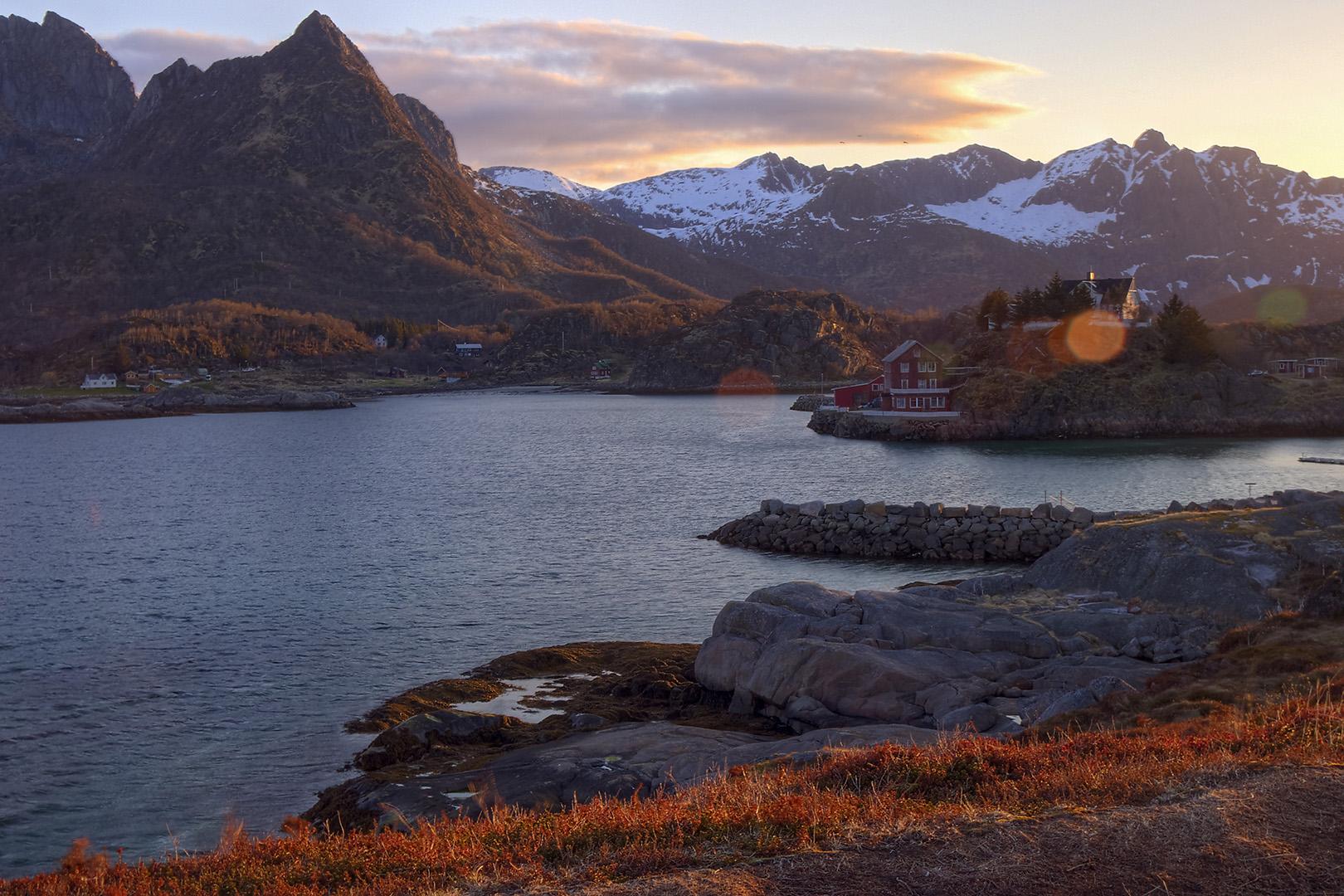 Nordland Norway Sunrise Sunset Times
