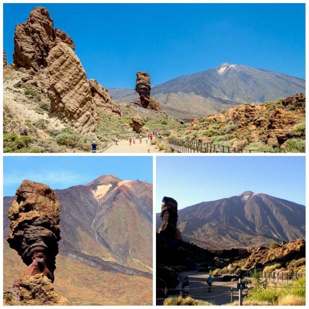Roques de Garcia Tenerife