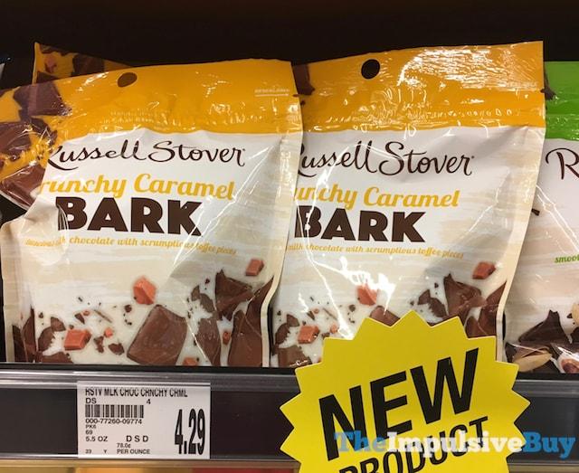 Russell Stove Crunchy Caramel Bark