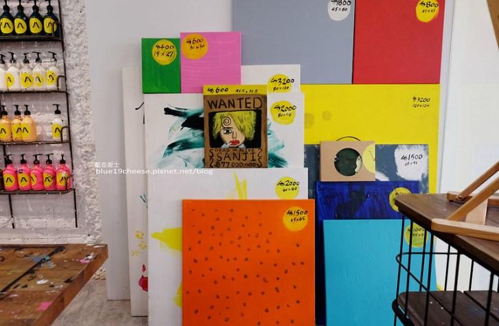 28503039432 ec9916122d c - Vision Art-藝術與工藝用品商店.畫畫課程.皮革托特包.水墨畫.植物課.可愛店狗冰冰.還有咖啡奶茶飲品和鬆餅喔!第四信用合作社斜對面