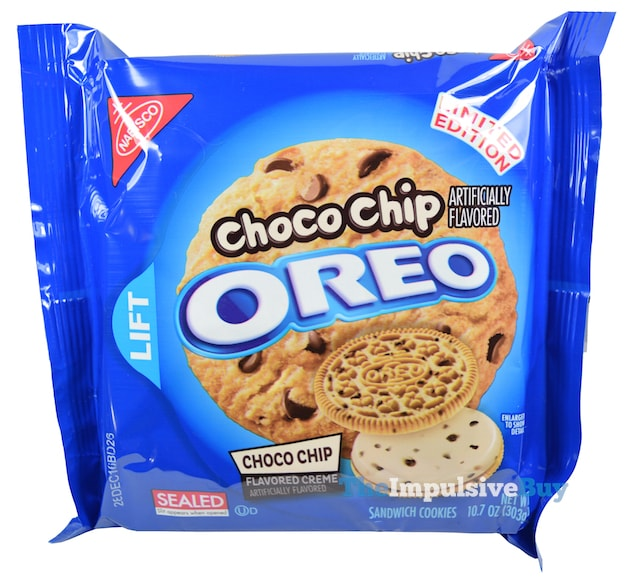 Limited Edition Choco Chip Oreo Cookies