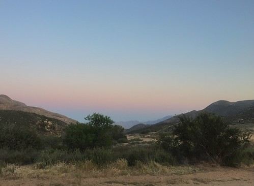 The Earths shadow and the Belt of Venus