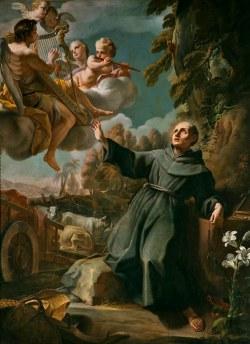 blaženi Sebastjan od Prikazanja - pastir, vdovec in redovnik