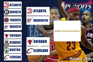 NBA Playoffs - Le semifinali della Eastern Conference
