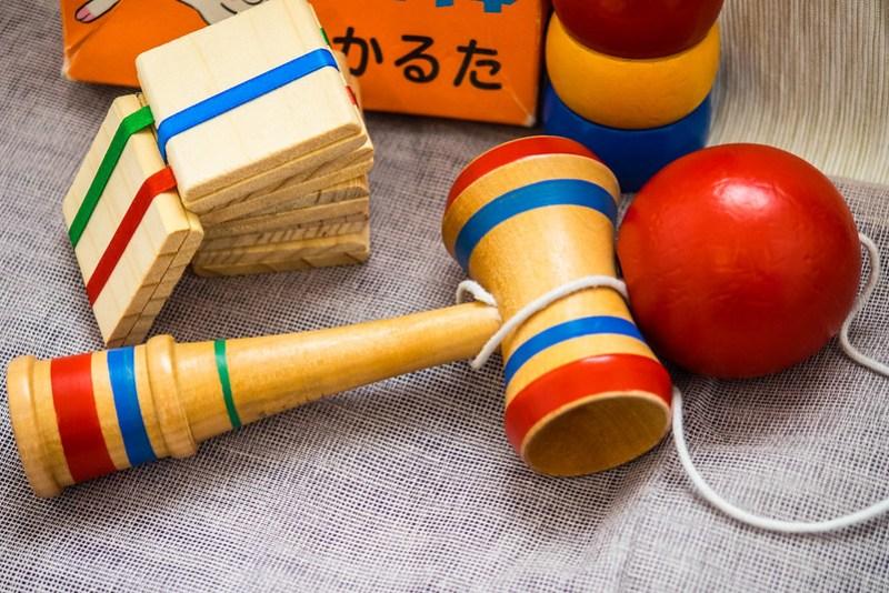 Regalos y souvenirs de Japón: Juguetes tradicionales japoneses