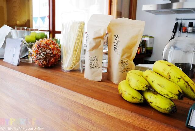 29716259322 31d95dc7e8 z - 使用小農有機蔬果產品的全蔬食料理餐廳《Algernon Food Meet.鬍丘》,在老屋裡享用有著性格落腮鬍的老闆製作的全素餐點囉!(已歇業)