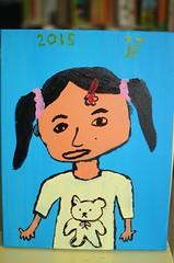 十歲的自畫像(10.8ys)