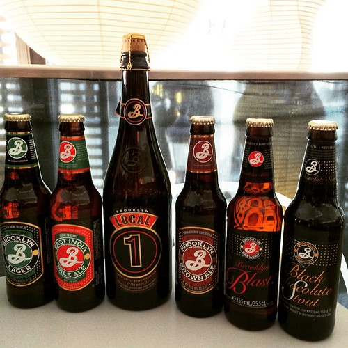 It's National Beer Day. I can't decide where to start @brooklynbrewery What chu drinking? #beerlovers