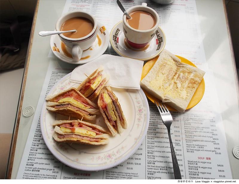 美都餐室,老屋餐廳,茶餐廳,香港美食 @薇樂莉 Love Viaggio | 旅行.生活.攝影