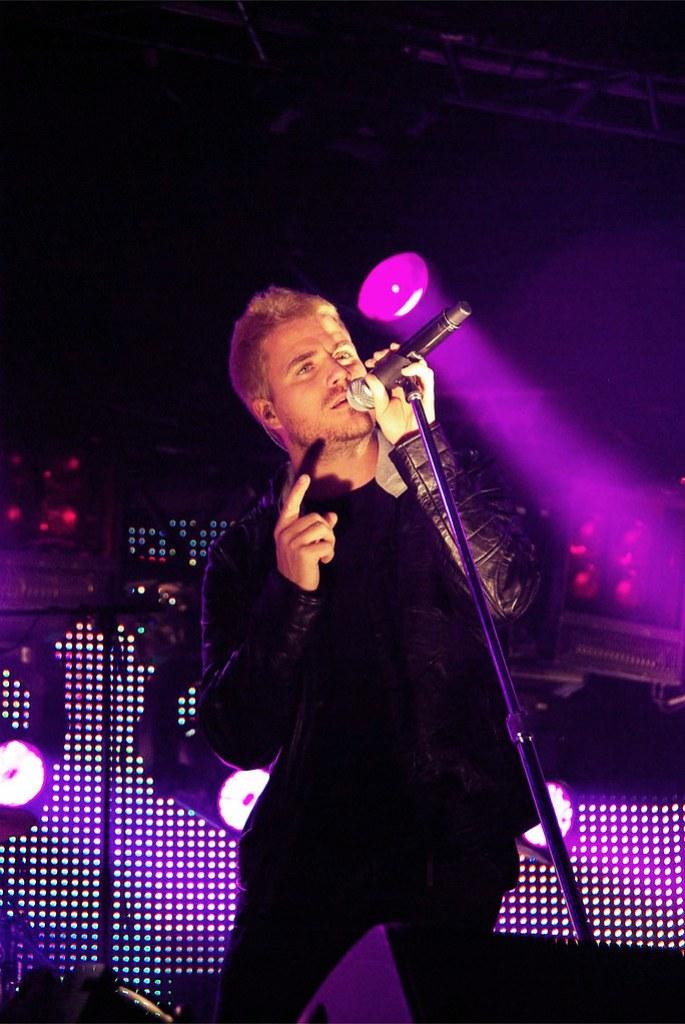Imagen gratis de El canto del loco en concierto