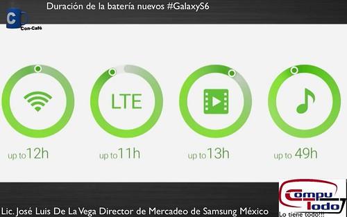 Conferencia nuevos Galaxy S6