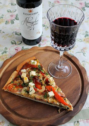 дегустация российского вина, эногастрономические сочетания, Фанагория, Авторское вино, красное сухое вино, каберне совиньон