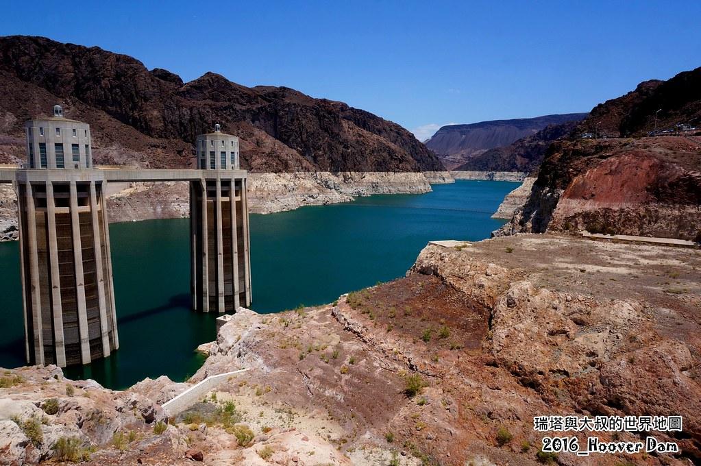 [美國]熱死人不償命的沙漠之鑽-胡佛水壩(Hoover Dam) @ 瑞塔與大叔的世界地圖 :: 痞客邦