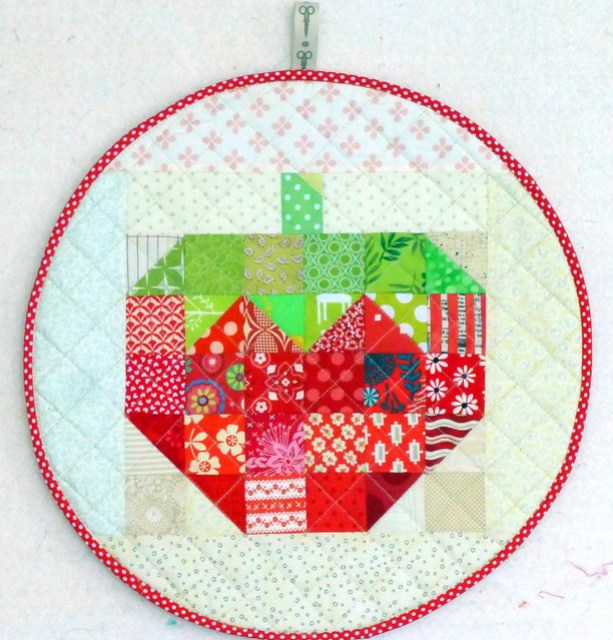 Strawberry Placemat for Trudi