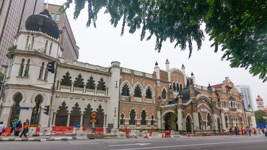 Sultan Abdul Samad Building, Merdeka Square - Kuala Lumpur photo