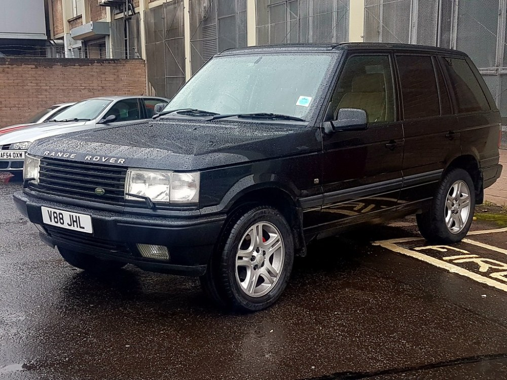 medium resolution of  1999 range rover hse by edtheduck