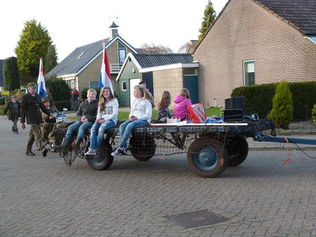 Bevrijding Gieterveen 2015