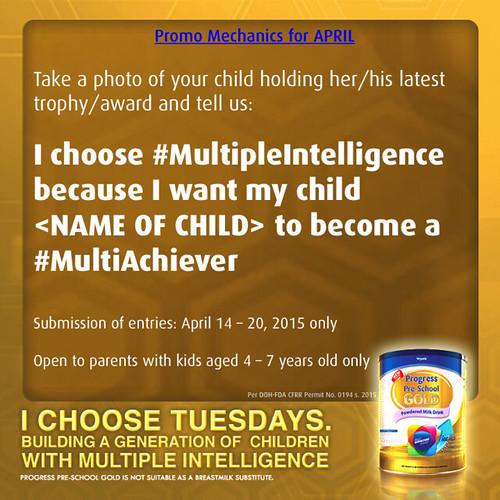 multiple intelligence badudets
