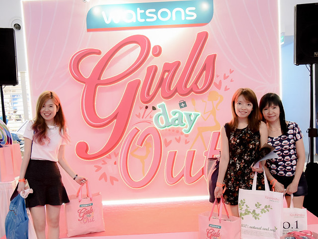 Watsons Girls Day Out 2015