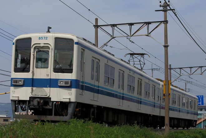 Tobu-Series 8000 for Kiryu-Line